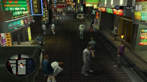 emuparadise pcsx2 yakuza usa iso
