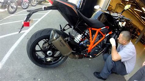 Ktm 1290 Duke Akrapovic Ktm 1290 R Titanium Akrapovic Welcome To The Jungle
