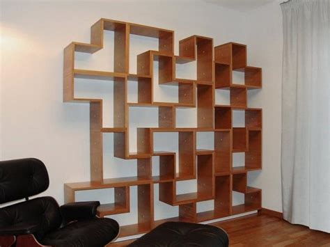 easy to make bookshelves unique design stroovi