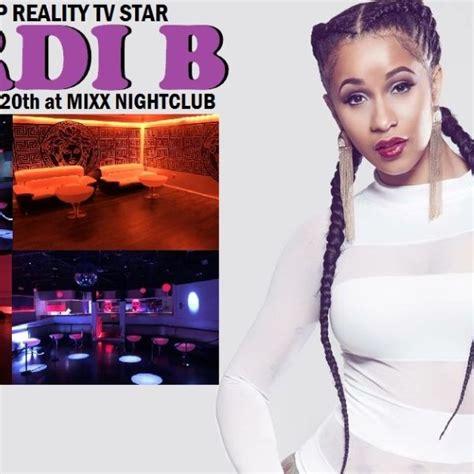 Thursday Three Reality Tv by Tickeri Hip Hop Reality Tv Cardi B Live At