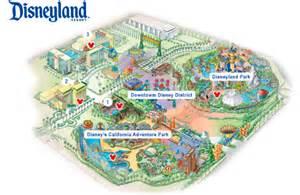 disneyland map florida the walt disney company june 2012