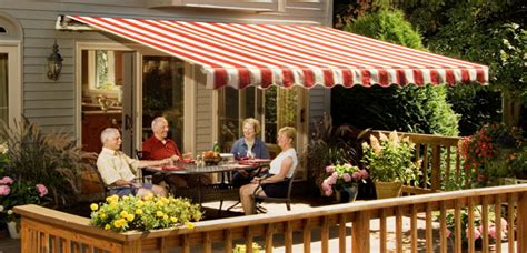 Fort Wayne Awning by Retract Awning Sunsetter Duhadway Fort Wayne Indiana