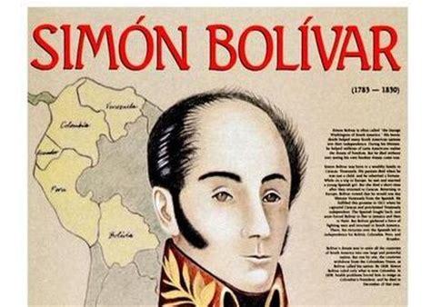 simon bolivar biography in spanish simon bolivar quotes in spanish quotesgram