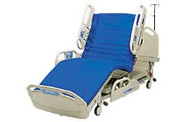 versacare bed adjustable hospital bed versacare 174 bed system hill rom