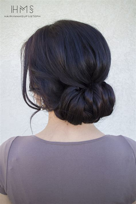 brunette bride hairstyles the 25 best brunette updo ideas on pinterest loose updo