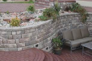 Small Garden Retaining Wall Ideas Small Retaining Wall Ideas Images Landscape Backyard Ideas
