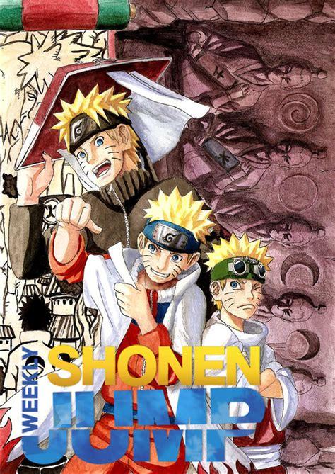 Shonen Jump Komik Vol 28 viz cover fan