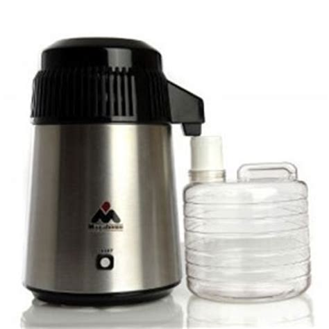 mega home water distiller the distilled water company