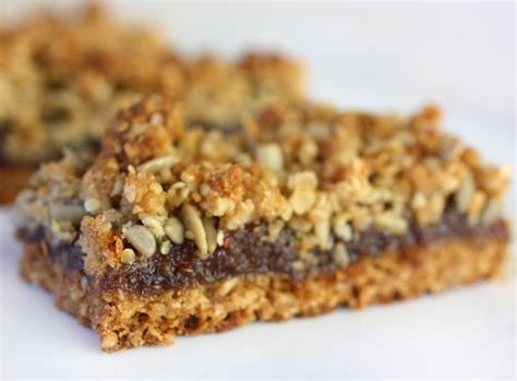 Shelf Of Granola Bars by Is Cooking Granola Bars