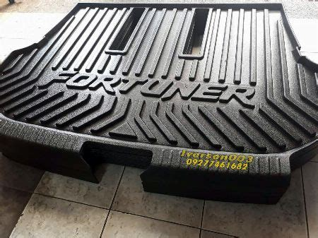 Otoproject Trunk Tray An Fortuner 2016 fortuner accessories compact passenger quezon city philippines brand new 2nd for