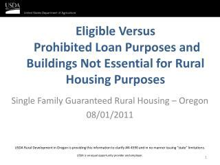 usda rural housing single family housing guaranteed loan ppt purposes and responsibilities of courts powerpoint presentation id 403427
