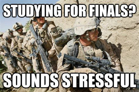 Studying For Finals Meme - studying for finals sounds stressful whiny college