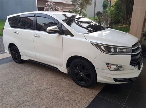 Bodykit All New Innova 2016 Crysta Thailand Style innova thailand autos post