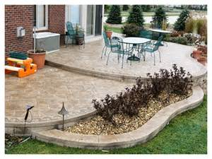 Old Concrete Patio Ideas by Concrete Patio Designs Related Keywords Amp Suggestions