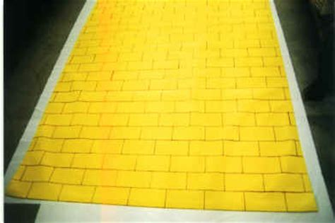 Yellow Brick Road Rug by Yellow Brick Roads