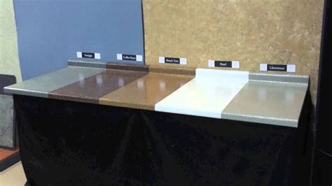 Countertop Coating by Spreadstone Countertop Refinishing Kit Five New Colors