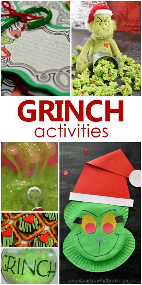 paint nite grinch grinch activities