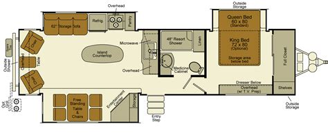 finder rv floor plans cer floor plans travel trailer free pictures finder