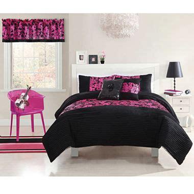 Seventeen Comforter Sets by Seventeen 174 Neon Floral Comforter Set Accessories Jcpenney