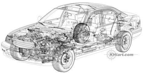 drawing car cliparts co