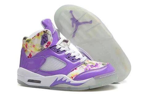 Nike 5 0 Flower air 6 retro purple flower c2efe dc804