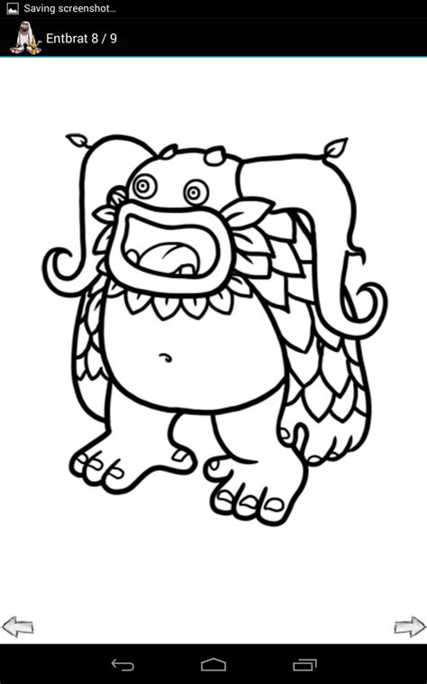 singing monsters coloring pages free coloring pages of my singing monster
