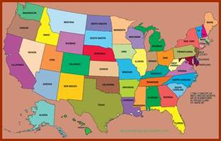 news habour checkout the alphabetica list of states in