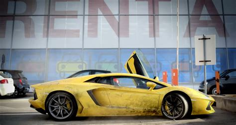 Rent Lamborghini Chicago The Stig Goes On Vacation In Top Gear S New Season Trailer