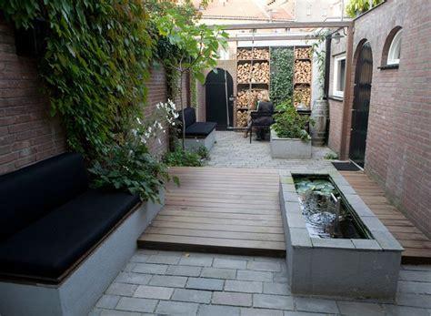 tuin op het noorden terras 25 beste idee 235 n over tuin op het noorden op pinterest