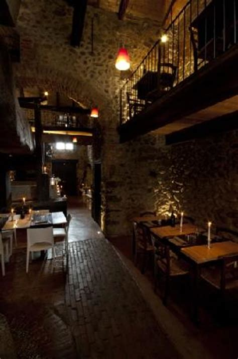 ristoranti a candelo vista dalla sala torchio
