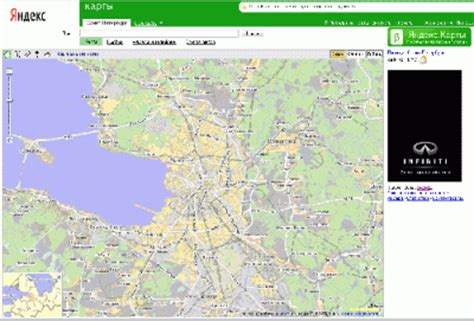 yandex maps yandex steps up its with navteq maps deal