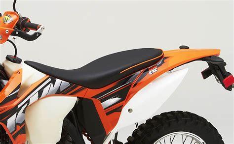 Ktm Seats Cobin Releases Custom Seats For Ktm Xc Bikes Autoevolution