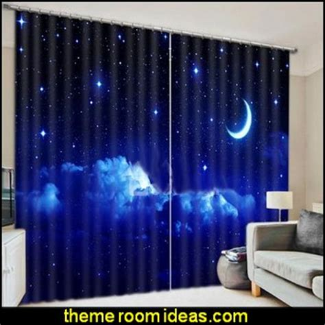 galaxy themed room decorating theme bedrooms maries manor celestial moon astrology galaxy theme
