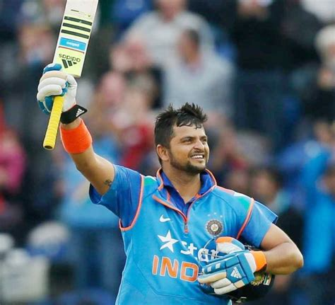 suresh raina image gallery picture will be a challenge to stop dhoni in ipl suresh raina