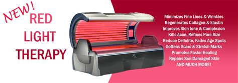 red light therapy tanning bed red light therapy at tanning salons iron blog