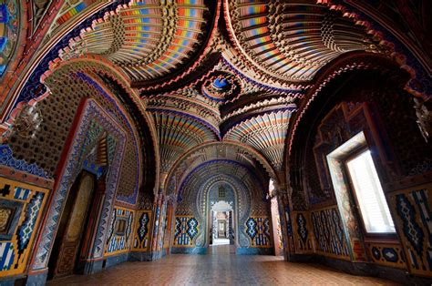 Peacock Room Italy by Sammezzano Castle A Magical Place In Tuscany Tatytour