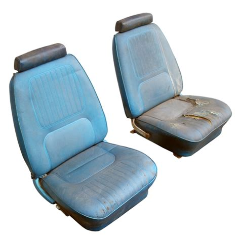 used seats 1970 camaro front seat assembly set pair gm