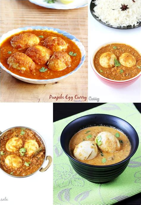 3 Easiest Recipes From Indian Cuisine by 10 Simple Egg Curry Recipes Easy Indian Egg Gravy Recipes