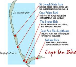 map of indian pass florida recreation and places to go in cape san blas fl port st