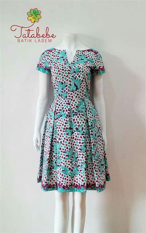 pin oleh yovita aridita  batik ideas model baju wanita