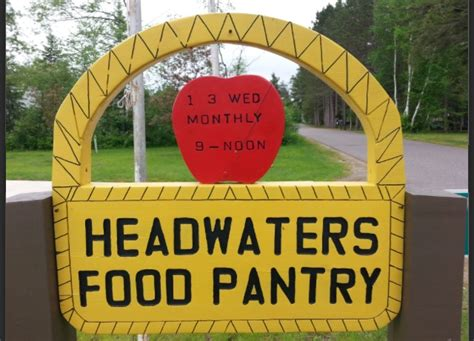 Chicago Food Pantry Listing by Northwoods News Illinois Outdoors