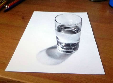 3d drawing 30 beautiful 3d drawings 3d pencil drawings and works