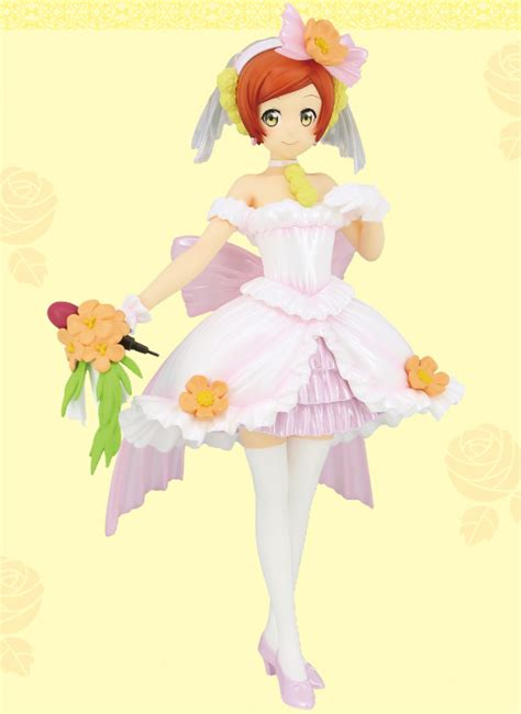 live school idol project hoshizora rin wing bell ver by furyu painted prototype