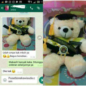 Boneka Wisuda Jakarta Timur boneka teddy wisuda bandung sebagai kado wisuda