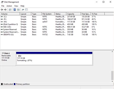 how to format hard drive partition in windows 8 with free format a hard drive in windows 10 techboom
