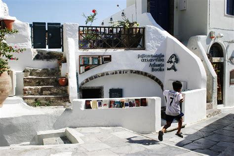 atlantis books atlantis books a bookshop in oia santorini greece