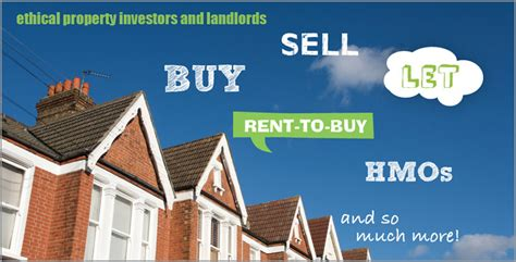 can a company buy a house property peace of mind