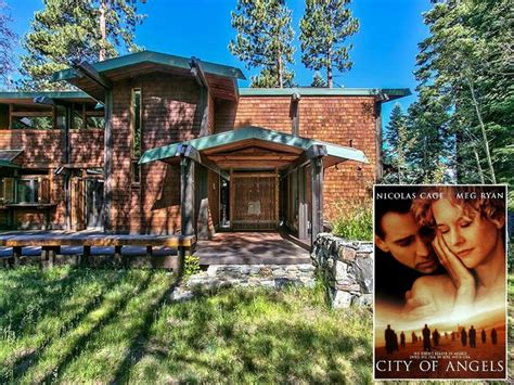 south lake tahoe cabin from quot the bodyguard quot and quot city of