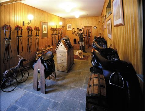 Saddle Room by The Classic Tack Room Home