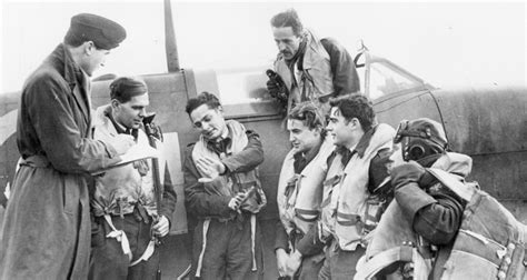 Roy Black 3049 by A Few Americans In The Battle Of Britain Historynet